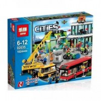 Конструктор Lepin Cities 02035