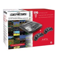 SEGA Retro Genesis Modern Wireless