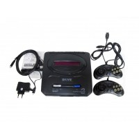 Sega Super Drive 2 Classic HDMI (220-in-1) Black (2)